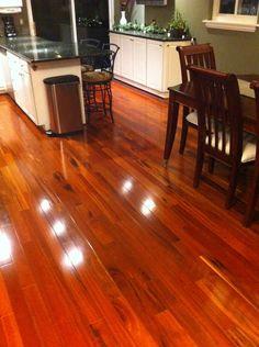 love the floor brazilian koa hardwood - Google Search