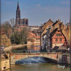 Strasbourg Gezi Notları www.cafebella.blogspot.com