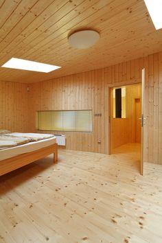 Weekend House by Pokorny Architekti | HomeDSGN