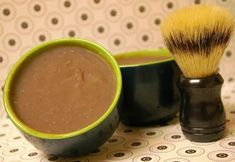 How to Use Shaving Soap? We show 2 methods of traditional wet shaving. 1 with shaving bowl & 1 building lather directly on face with shaving brush swirling. Shaving Tips, Shaving Soap, Shaving Cream, Soap Making Recipes, Homemade Soap Recipes, Shave Soap Recipe, Straight Razor Shaving, Diy Beauté, Body Soap