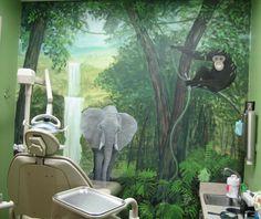Jungle Theme Murals Portland.J By Melissa Barrett Paint Design Wall Murals Part 53