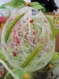 Znalezione obrazy dla zapytania stroiki wielkanocne z papierowej wikliny Cabbage, Vegetables, Diy, Bricolage, Vegetable Recipes, Veggie Food, Diys, Cabbages, Handyman Projects