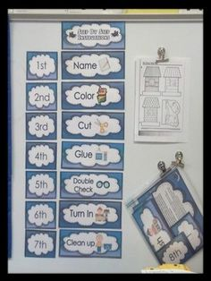 STEP-BY-STEP SELF CHECKING POSTERS (ASSIGNMENT COMPLETION RESOURCE) - TeachersPayTeachers.com