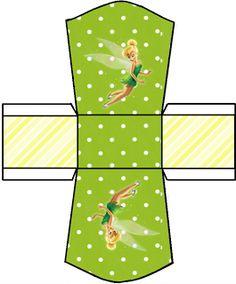Kit Festa Tinker Bell Para Imprimir Grátis