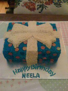 Neela's 70th Birthday Cake
