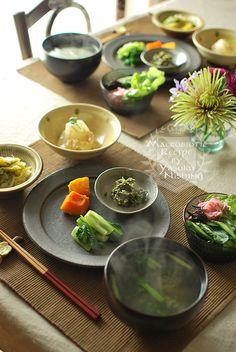 和食のあっさり定食
