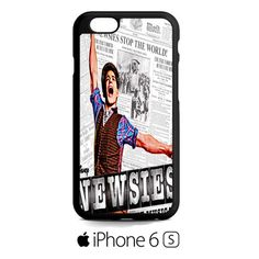 Collage Newsies iPhone 6S  Case