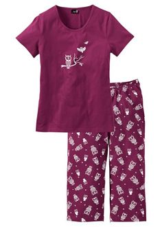 Capri-Pyjama, bpc bonprix collection