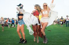 Coachella Fashion Inspiration for Women