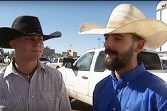 Lubbock Cowboys Give Hilarious Interview in Wrangling Incident