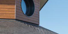 Ardoise naturelle pour créer des projets uniques | #architecture #toit