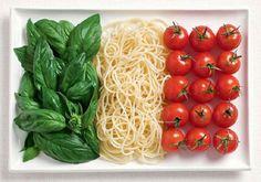 Looking forward to lots of Italian food during the Milan design week