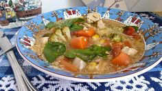 Chicken Quinoa Vegetable Soup Recipe on Yummly