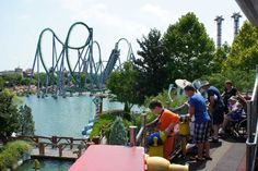 """THE BIG 5: Top five spots to capture amazing """"scenic views"""" of Universal Orlando"""
