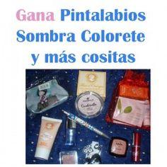 Gana #Pintalabios Sombra Colorete y más cositas ^_^ http://www.pintalabios.info/es/sorteos-de-moda/view/es/4691 #ESP #Sorteo #Maquillaje