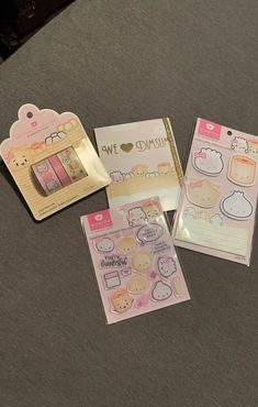 Clear Stickers, Sticky Notes, Clear Stamps, Washi, Stationary, Party, Parties