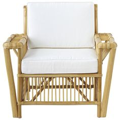 Natural Rattan Chair - Ginger House - On Temple & Webster today!