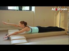 How to Do a Pilates Swimming Exercise