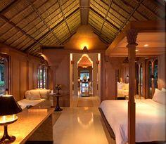 Guestroom of Amankila Manggis, Manggis, Bali, Indonesia