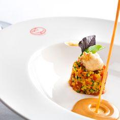 tuna tartare, from Le Cirque | A Recipe by Matteo Boglione | FOUR Magazine
