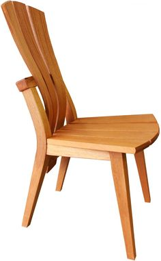 Handmade Solid Wood Furniture by Brian Boggs Outdoor Wood Furniture, Garden Furniture Sets, Outdoor Dining Chairs, Dinning Table, Bed Furniture, Table And Chairs, Furniture Design, Woodworking Projects Diy, New Artists