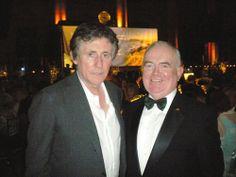 Gabriel Byrne, Joe Byrne, Executive Vice President, United States and Ireland, Tourism Ireland