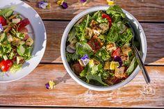 Kesäpäivän salaatti