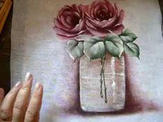 Eliane Nascimento: Minhas dicas de pintura - Transparência
