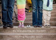 Pregnancy announcement!