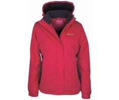 Moon Womens Snowproof Hooded Fleece Lined Snowboarding Skiing Ski Jacket NOW £14.99 at Tesco
