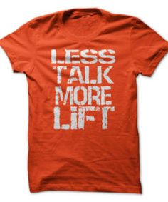 Less Talk Preview Orange