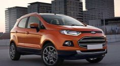 Ford EcoSport accessory list now features DRLs (Video) | RushLane Indian Cars Bikes News Reviews & Photos