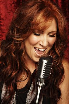 Jo Dee Messina...saw her with my cousin, Susan, in the 90s ~ ac