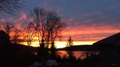 Fall 2015 Sunset from Dave Rubenstein