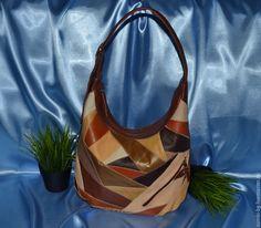 Купить Модель 403 - женская сумка, натуральная кожа, сумка из кожи, сумочка из кожи, разноцветный