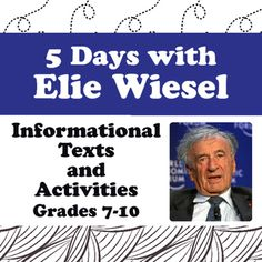 night elie wiesel essay