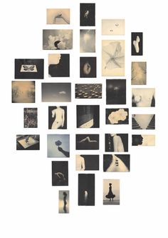 Masao Yamamoto carries his photographs around with him for weeks allowing them to become aged and so appear loved