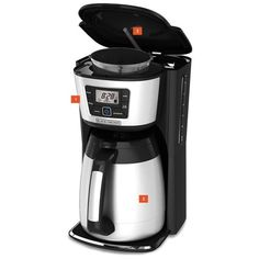 Black And Decker Coffee Maker Not Heating : 1000+ ideas about Thermal Coffee Maker on Pinterest Coffeemaker, Coffee Maker and Best Coffee ...