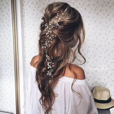 Hair accessories in gypsy boho bohemian style. For more follow www.pinterest.com/ninayay and stay positively #inspired