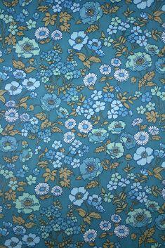 New Wall Paper Vintage Blue Pattern Print 57 Ideas