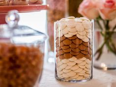 Sweet table Candy bar chocolat