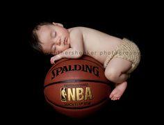 newborn basketball