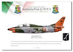 Aeritalia (Fiat) G91T