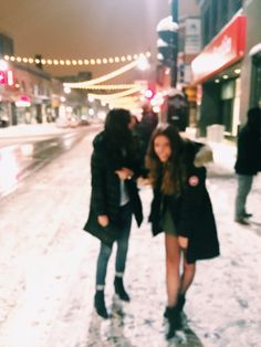 anantucketsummer: Reunited w my Canadian half. - The Preppy Foodie Cute Friend Pictures, Winter Pictures, Best Friend Pictures, Christmas Pictures, Christmas Feeling, Nyc, Cute Friends, Christmas Aesthetic, Best Friend Goals