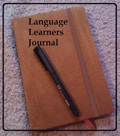 How to use a bullet journal to aid language learning.