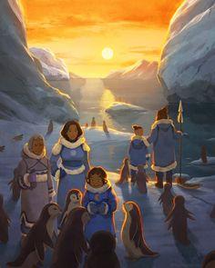 Avatar Aang, Avatar Airbender, Avatar Funny, Team Avatar, Avatar Fan Art, Fanfiction, Water Tribe, Sneak Attack, Pokemon