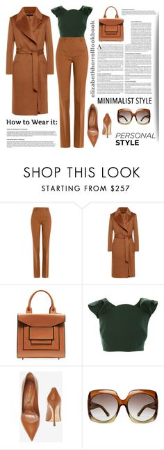 """My Wardrobe Adventures!"" by elizabethhorrell ❤ liked on Polyvore featuring Jil Sander, Jaeger, Pierre Hardy, Delpozo, Sergio Rossi and Tom Ford"