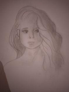 Lo intenté ;v Camila Gallardo, Female, Art, I Tried, Drawings, Art Background, Kunst, Performing Arts, Art Education Resources