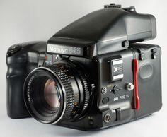 Mamiya 645 Pro TL
