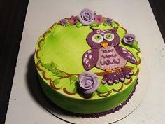 DQ cakes...Dairy Queen. Owl